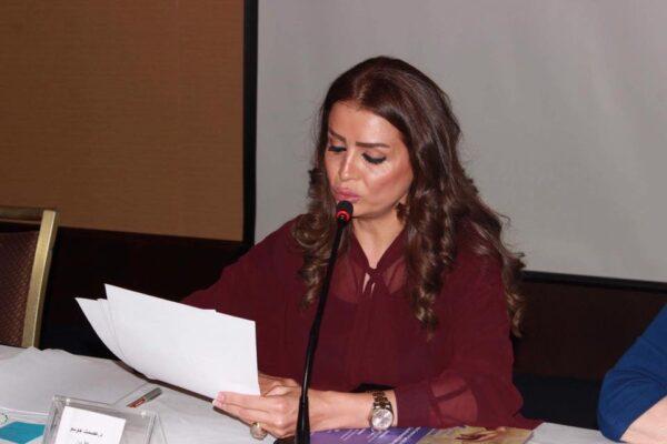 دة. عصمت حوسو - مؤتمر مركز الإعلاميات العربيات 13