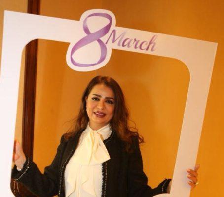 دة. عصمت حوسو - يوم المرأة العالمي 2018