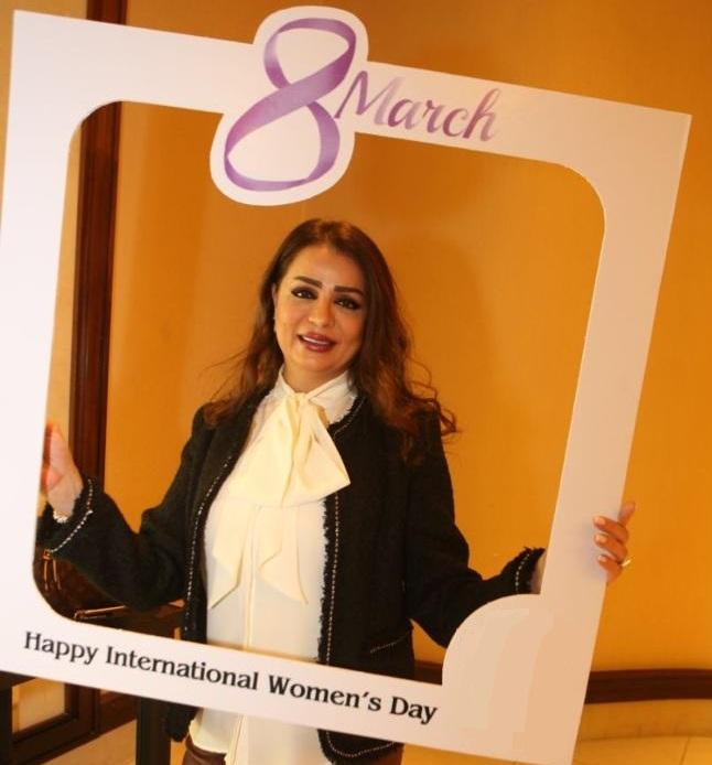 في يوم المرأة 2019