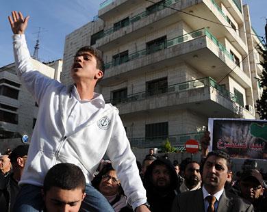 قناة الجزيرة - ثورات طلابية بمدارس أردنية