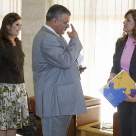 """دة. عصمت حوسو - جامعة عمّان الأهلية - حلقة """"التبرّع في الأعضاء"""" على التلفزيون الأردني"""