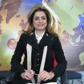 """دة. عصمت حوسو - جامعة عمّان الأهلية - دورة """"تقديم البرامج"""" مع الإعلامي في قناة الجزيرة أستاذ فيصل القاسم"""