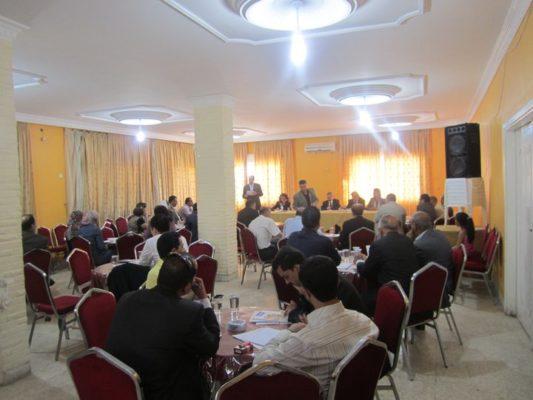 دة. عصمت حوسو - واقع حقوق الانسان