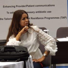 """ورشة عمل لأطباء وزارة الصحة بالتعاون مع """"منظمة الصحة العالمية WHO"""" بعنوان (مهارات التواصل والحزم والتفاوض بين الأطباء والمرضى)"""