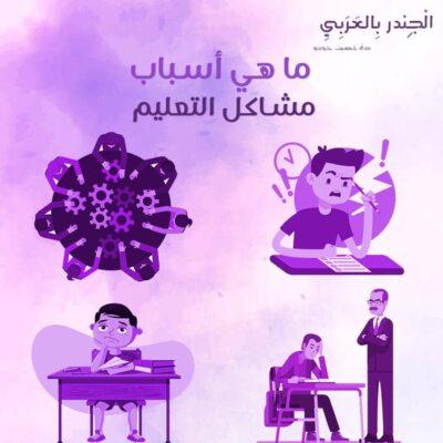 أسباب مشاكل التعليم